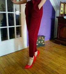 Crvene pantalone sa masnicom + POKLON