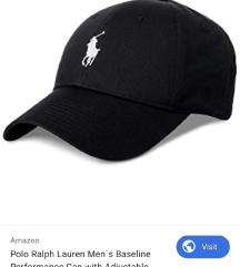 Polo kacket original