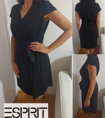 ESPRIT crna haljina NOVO