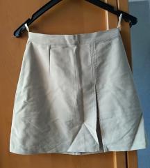 Mini drap suknjica. M. veličine