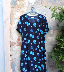 C&A cvetna haljina