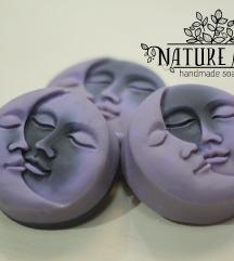Mesec i sunce Prirodni sapun sa lavandom