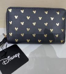 Disney novi novčanik sa etiketom