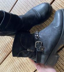 Kozne cizme kaubojke