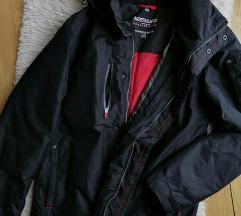 NORTHLAND crna zimska jakna M