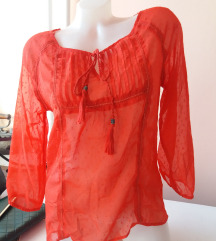 C&A- Yessica crvena bluza S/M