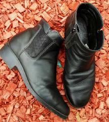 Čizme od prirodne kože 39