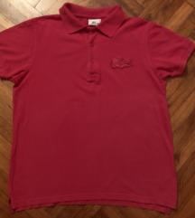 Lacoste original muska majica pink
