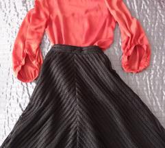 Crna HM suknja