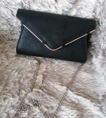 Elegantna crna torbica