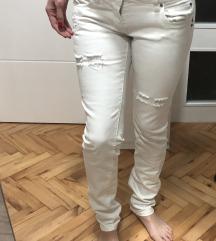 Pantalone teksas bele