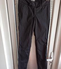 Crne elagantne pantalone vel 34