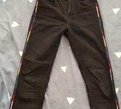 Crne skinny jeans