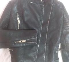 Nova kozna jaknica xs,s