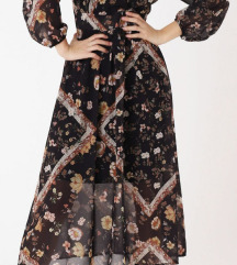 Nova cvetna haljina