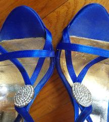 Versace kožne sandale, original