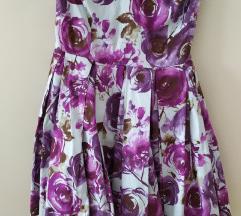 šivena top haljinica