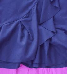 Vunena suknja, Zara, NOVO, vel. M/L