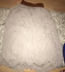 Dugacka suknja, letnja