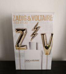 Zadig&Volter Just rock! for her edp 50ml+BL 100ml