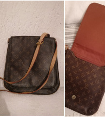 Louis Vuitton original Musette salsa