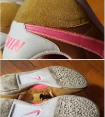 Nike snikers kamel koža, original