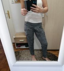 👑Betex Fashion👑baggy pantalone skoro nove