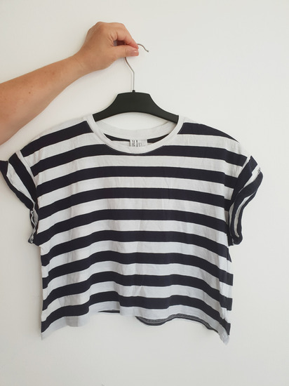 H&M crop top vel. S-