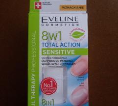 Eveline  total action 8in1 zaštita za nokte
