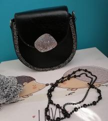 Crna torbica manja nova