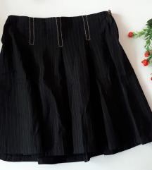 Crna suknja poslovna RAMAX M 38