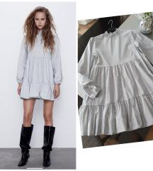 Zara haljina kao nova! S