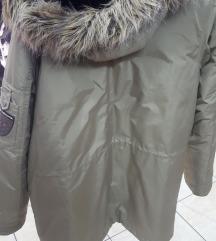 Muska jakna sa krznom - kao nova