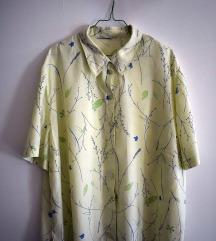 Vintage svilena košulja
