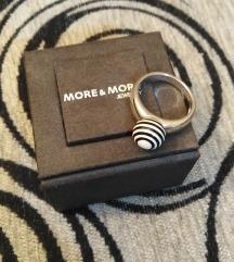 Srebrni prsten MORE&MORE