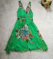 ♫ ♪ ♫ TRAFFIC PEOPLE svilena haljina