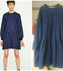 Zara prelepa teksas haljina