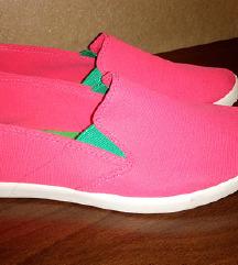 pink espadrile