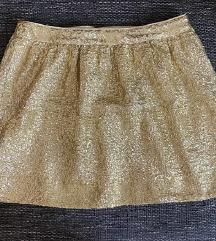 H&M sljokicava suknja