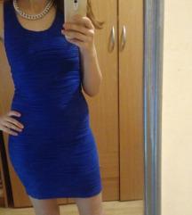 Plava haljina kao nova