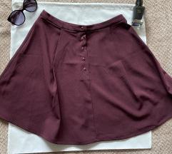 ARMANI EXCHANGE NOVA ORIGINAL suknja S - M etiketa
