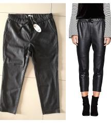 ESPRIT pantalone (imitacija koze) 36