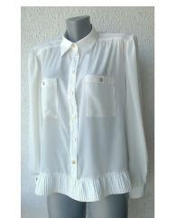 bela bluza broj 44 ili 46
