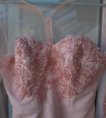 Baby roze haljina
