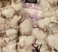 Prsluk od polarne lisice  S/M
