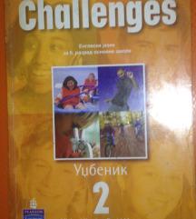 CHALLENGES 2 UDŽBENIK ENGLESKOG ZA 6. RAZRED OŠ