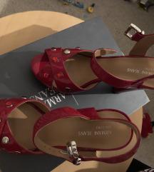 Armani Jeans sandale 39-40 Novo