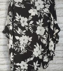 NOVA Cvetna majica/tunika S-XXL(univerzalna)
