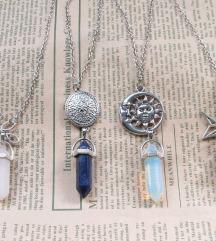 Ogrlice sa poludragim kamenom