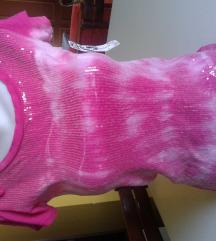 Angani fashion majica sa sljokicama